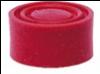 Protection rouge pour bouton poussoir