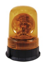 Gyrophare montage à plat 24V