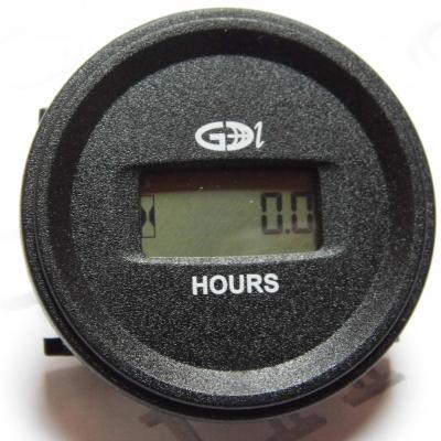 Horamètre - compteur horaire 12/48V