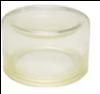 Protection transparente pour bouton poussoir