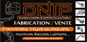 ONTP - Pièces détachées de nacelles élévatrices - Flexibles hydrauliques - Location de matériel